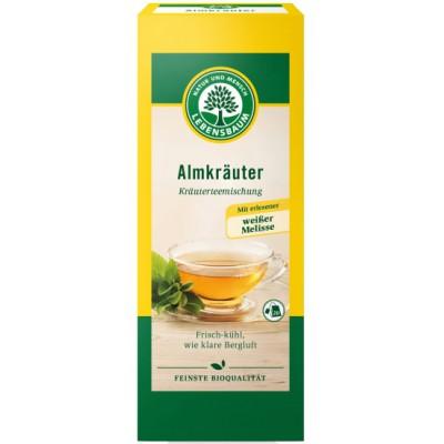 Alpių pievų arbata, ekologiška (20 pak. x 1.5 g)