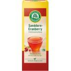 Šaltalankių ir spanguolių arbata, ekologiška (20 p...