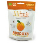 Minkšti rehidruoti džiovinti abrikosai, ekologiški...
