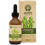 Liposominis vitaminas D3. Maisto papildas (60 ml)