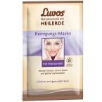 Luvos® molio valomoji kaukė su hamameliais (2 vnt....
