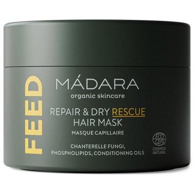Stipriai maitinanti kaukė pažeistiems plaukams (180 ml)