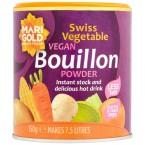 Šveicariškas daržovių sultinys veganams, silpnai s...