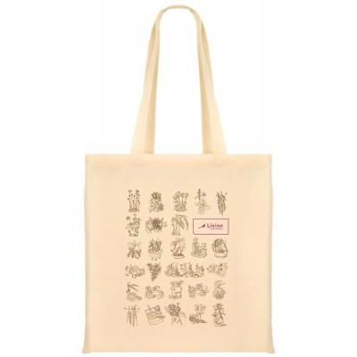 Medvilninis pirkinių maišelis