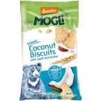 Kokosiniai sausainiai su spelta ir sviestu, biodin...
