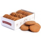 Pilno grūdo ruginiai sausainiai (170 g)