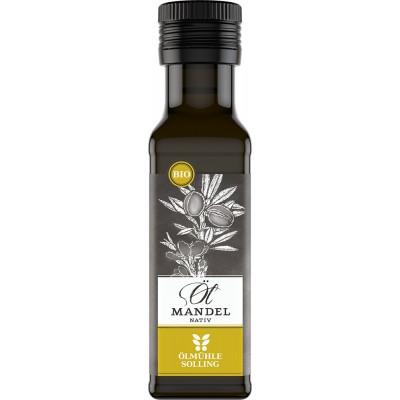Migdolų aliejus, ekologiškas (100 ml)