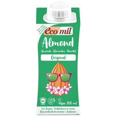 Migdolų gėrimas, ekologiškas (200 ml)