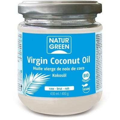 Kokosų aliejus, ekologiškas (430 ml)