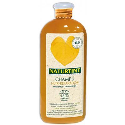 NATURTINT® maitinamasis – drėkinamasis šampūnas (400 ml)