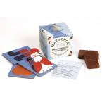 """Šokoladukas su 3D dėlione """"Kalėdos"""", ekologiškas (..."""