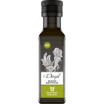 Prieskoninis aliejus su krienais, ekologiškas (100 ml)