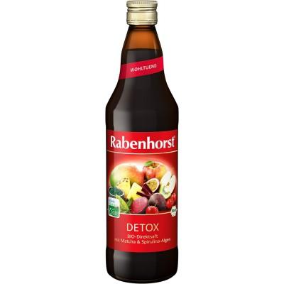 "Sultys ""Detox"" su matcha, vitaminu C ir spirulina, ekologiškos (750 ml)"