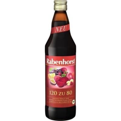 """Sultys """"120/80"""" su vitaminu C ir kaliu, ekologiškos (750 ml)"""