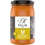 Raudonųjų palmių aliejus, ekologiškas (250 ml)