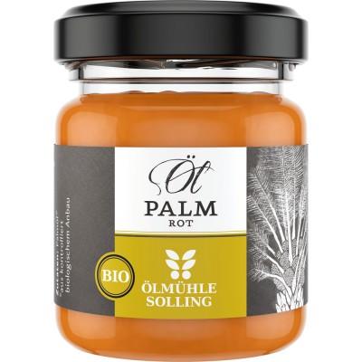 Raudonųjų palmių aliejus, ekologiškas (30 ml)