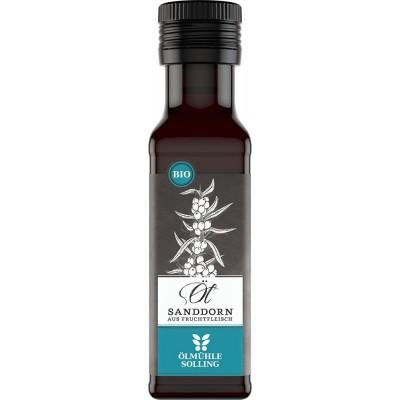 Šaltalankių aliejus, ekologiškas (100 ml)