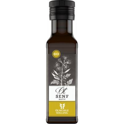 Garstyčių aliejus, ekologiškas (100 ml)