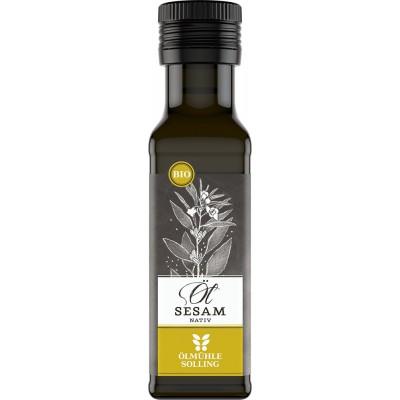 Sezamų aliejus, ekologiškas (100 ml)