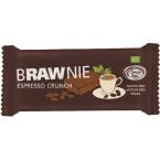 "Braunis ""Espresso crunch"" su kavos pupelėmis, ekologiškas (45 g)"