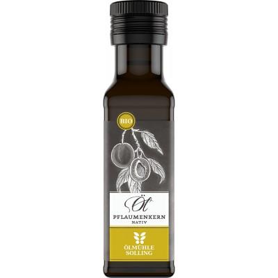 Slyvų kauliukų aliejus, ekologiškas (100 ml)