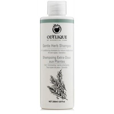 Švelnus žolinis šampūnas, ekologiškas (200 ml)