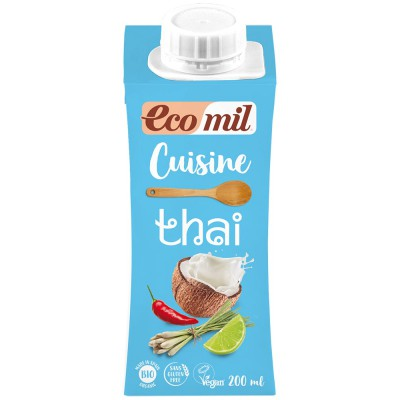 Tailandietiškas padažas, ekologiškas (200 ml)