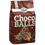 Traškūs rutuliukai su šokoladu, ekologiški (300 g)