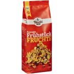 Traškūs sausi pusryčiai su vaisiais, ekologiški (325 g)