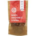 Daigintų grikių duonelės su paprika (80 g)