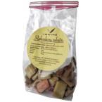 Rabarbarų cukatos (100 g)