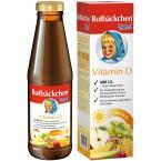 Vitaminas D. Maisto papildas (450 ml)