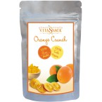 Traškūs džiovinti apelsinai, ekologiški (26 g)