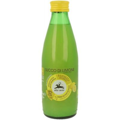 Citrinų sultys, ekologiškos (250 ml)