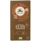 Juodasis šokoladas 75%, ekologiškas (100 g)