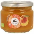 Persikų džemas, ekologiškas (270 g)