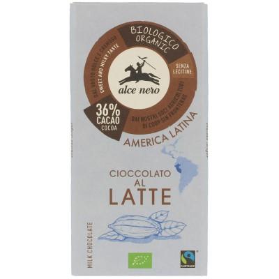 Pieniškas šokoladas, ekologiškas (100 g)