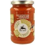 Pomidorų padažas su daržovėmis, ekologiškas (350 g)