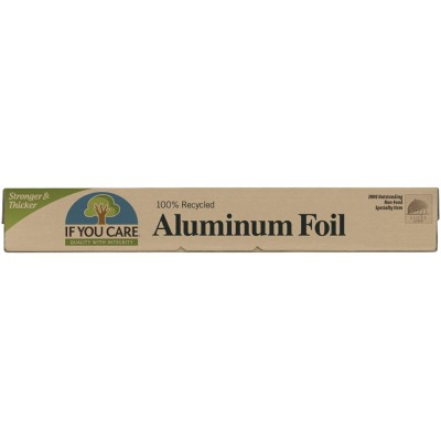 Aliumininė folija, 100% perdirbta (10 m x 29 cm)