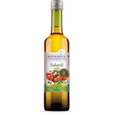 Aliejus salotoms, ekologiškas (500 ml)
