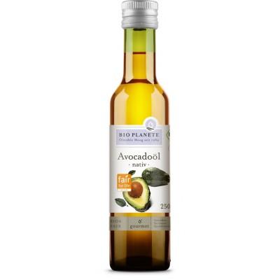 Avokadų aliejus, ekologiškas (250 ml)