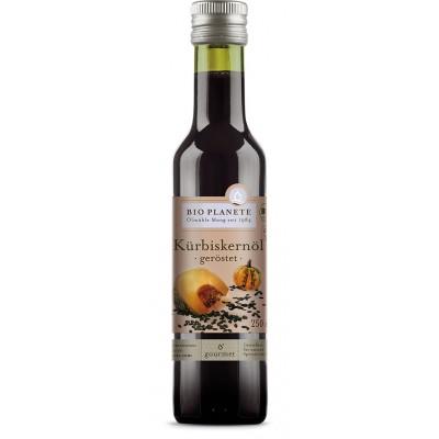 Skrudintų moliūgų sėklų aliejus, ekologiškas (250 ml)