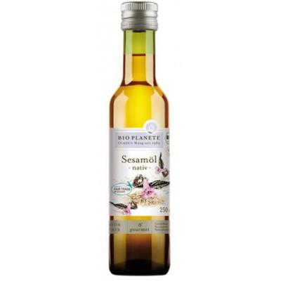 Sezamų aliejus, ekologiškas (250 ml)