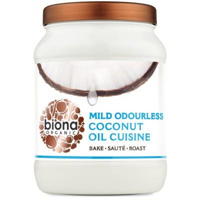 Kokosų aliejus gaminimui, ekologiškas (800 g)