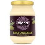 Majonezas su alyvuogių aliejumi, ekologiškas (230 g)