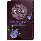 Traiškyti auksinių linų sėmenys, ekologiški (500 g)
