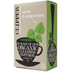 Dilgėlių arbata su pipirmėtėmis, ekologiška (20 pak.)