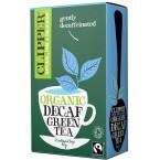 Žalioji arbata be kofeino, ekologiška (26 pak.)
