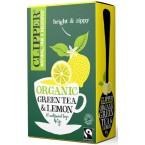 Žalioji arbata su citrina, ekologiška (20 pak.)