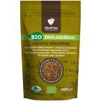Grikių kruopos (kepintos), ekologiškos (400 g)